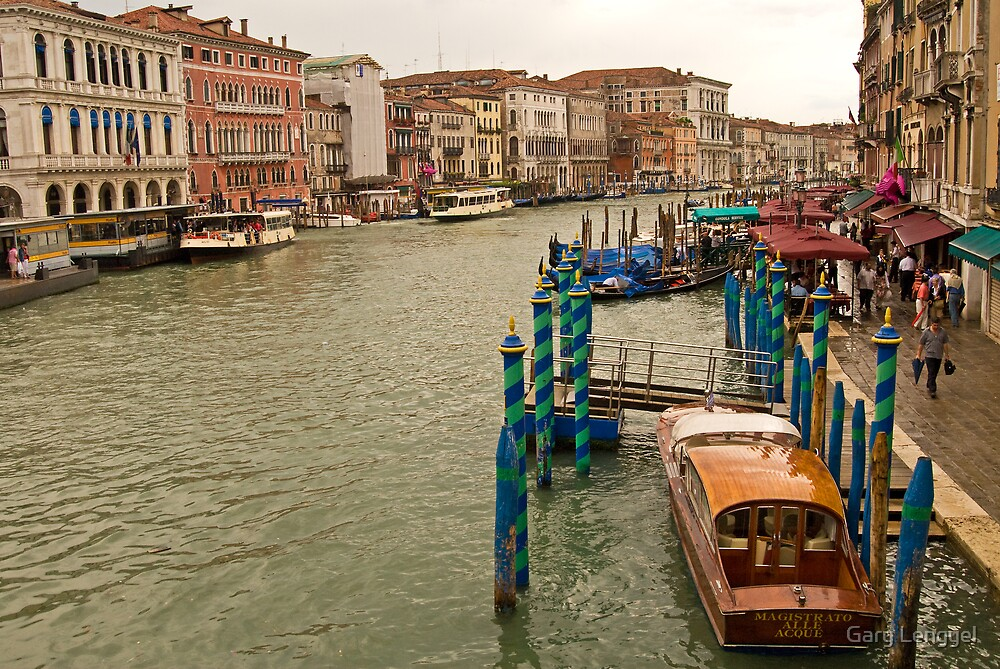 The Grand Canal by Gary Lengyel