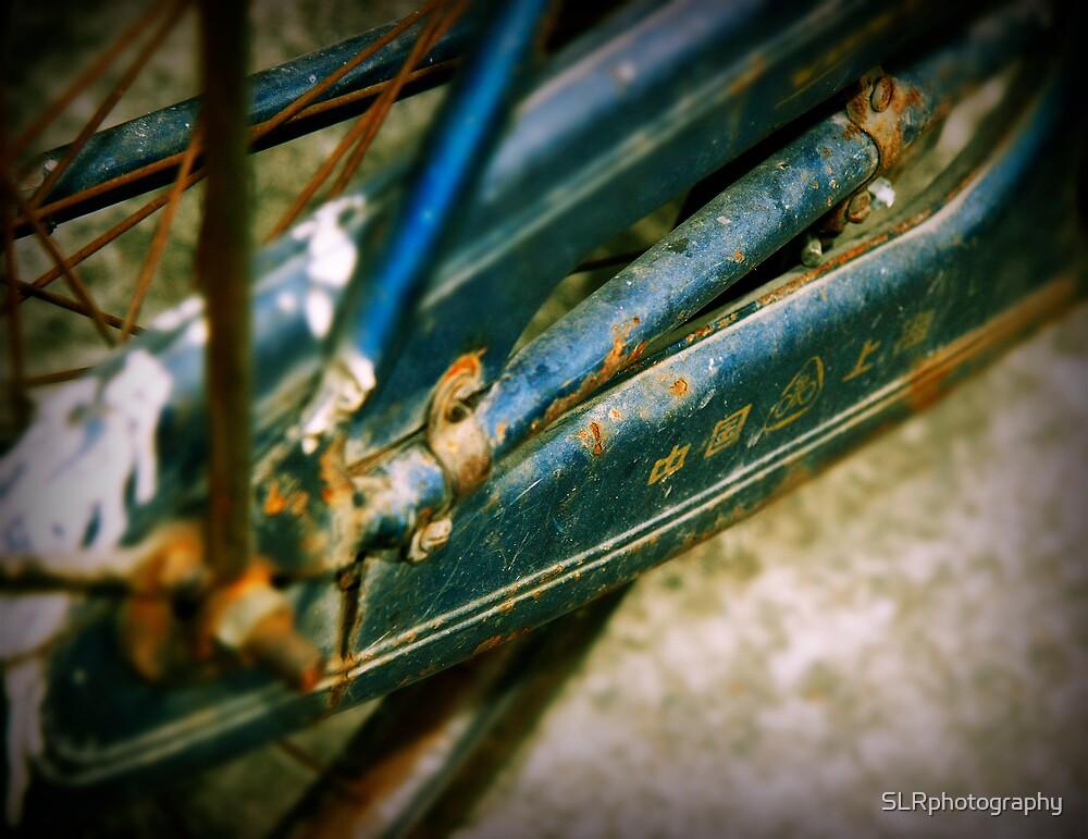 Old Bike by SLRphotography