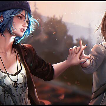 Chloe Life is Strange by AlexTrpmn