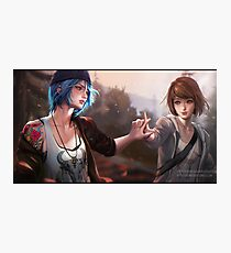 Max Life is strange Photographic Print