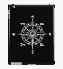 Wind rose compass  iPad Case/Skin