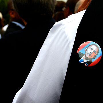 Obama Pin by cinque
