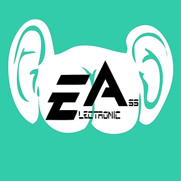 EA ( Electronic Ass) by Thuggershirts