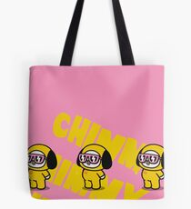 BTS - Chimmy By Jimin Tote Bag