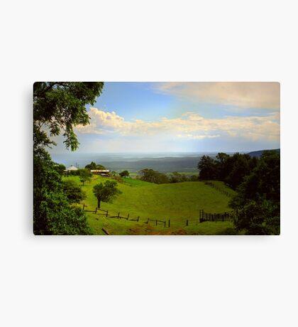 Cambewarra View ~ No 1 Canvas Print