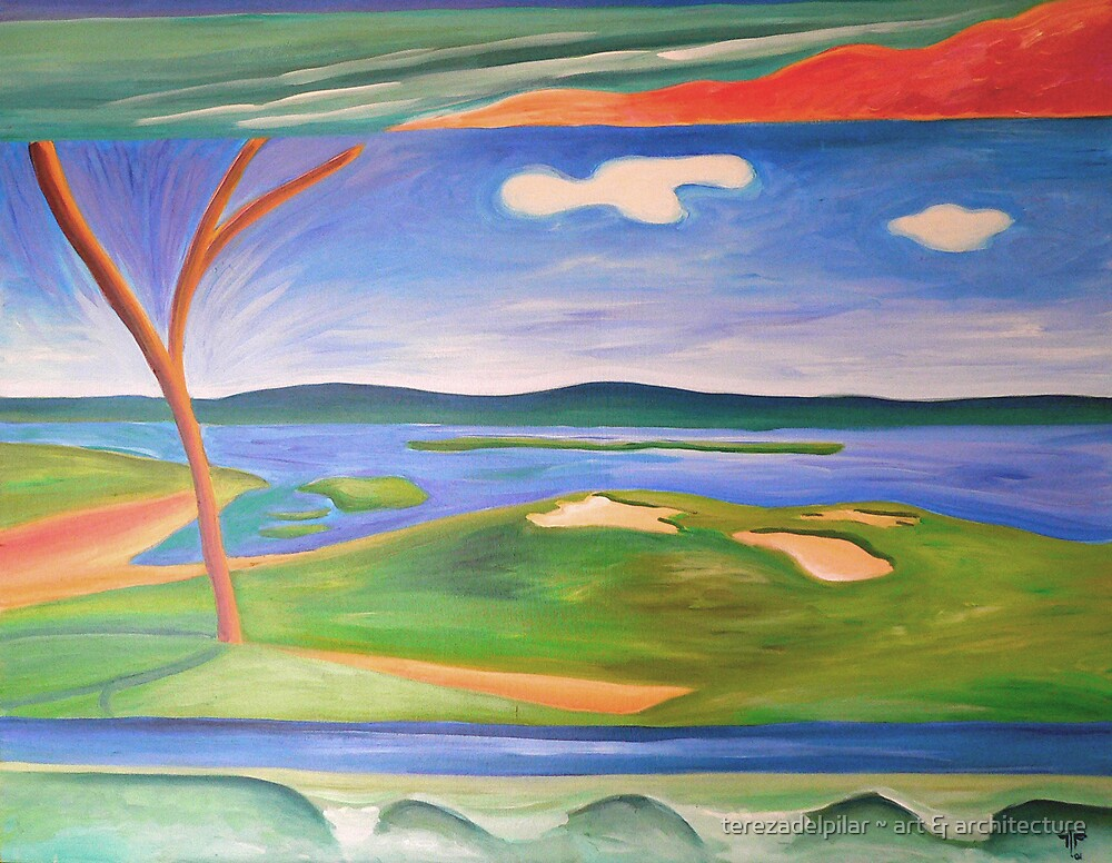 Golf by terezadelpilar ~ art & architecture