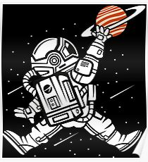 Space Jump Poster