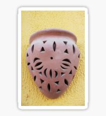 Clay lamp Sticker