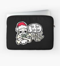 Yo-ho-ho-hoooo, Jolly Christmas!  Laptop Sleeve