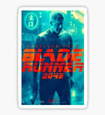 Blade Runner 2049 Sticker