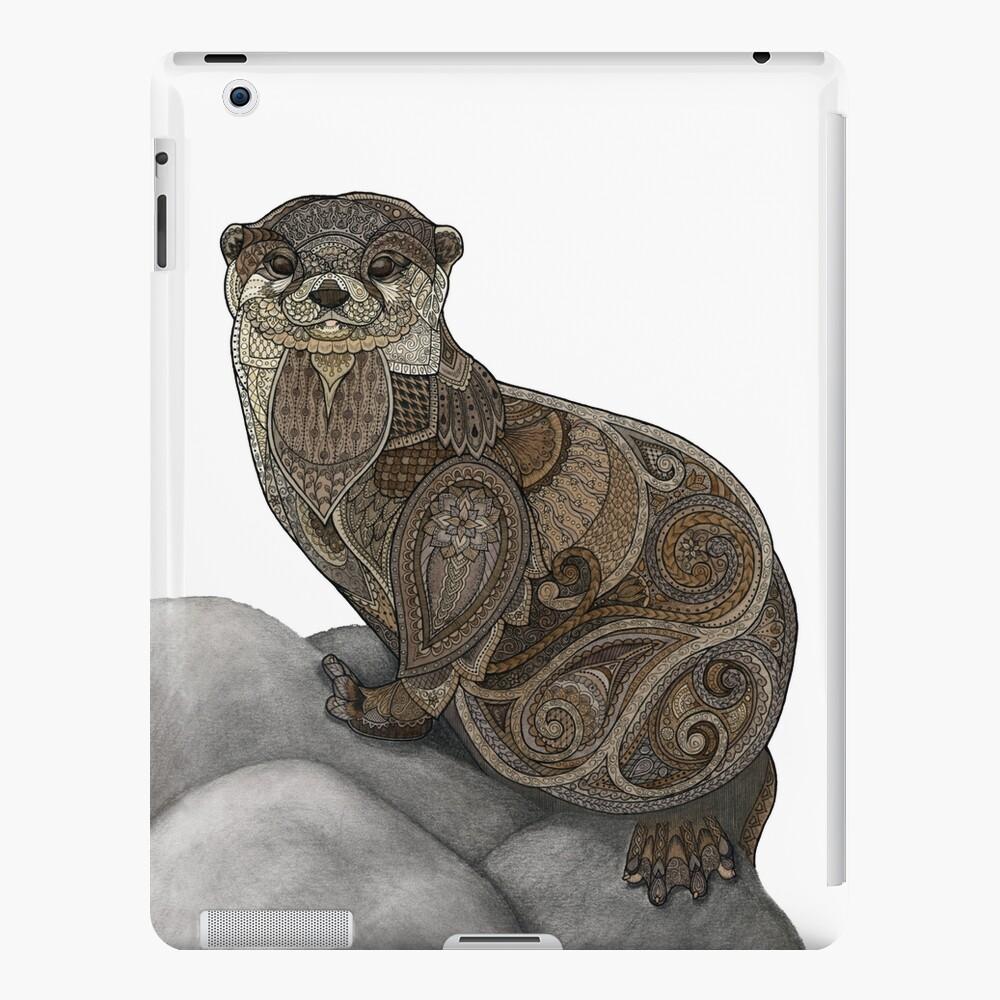 Otter Tangle iPad Snap Case