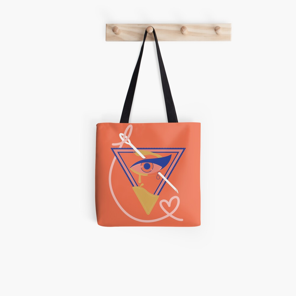 Sewing Needle Tote Bag