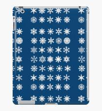 Snowflakes Vinilo o funda para iPad