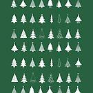 «Xmas Trees» de Rubén Hoyu