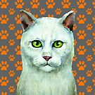 White Cat by Victoria Stanway