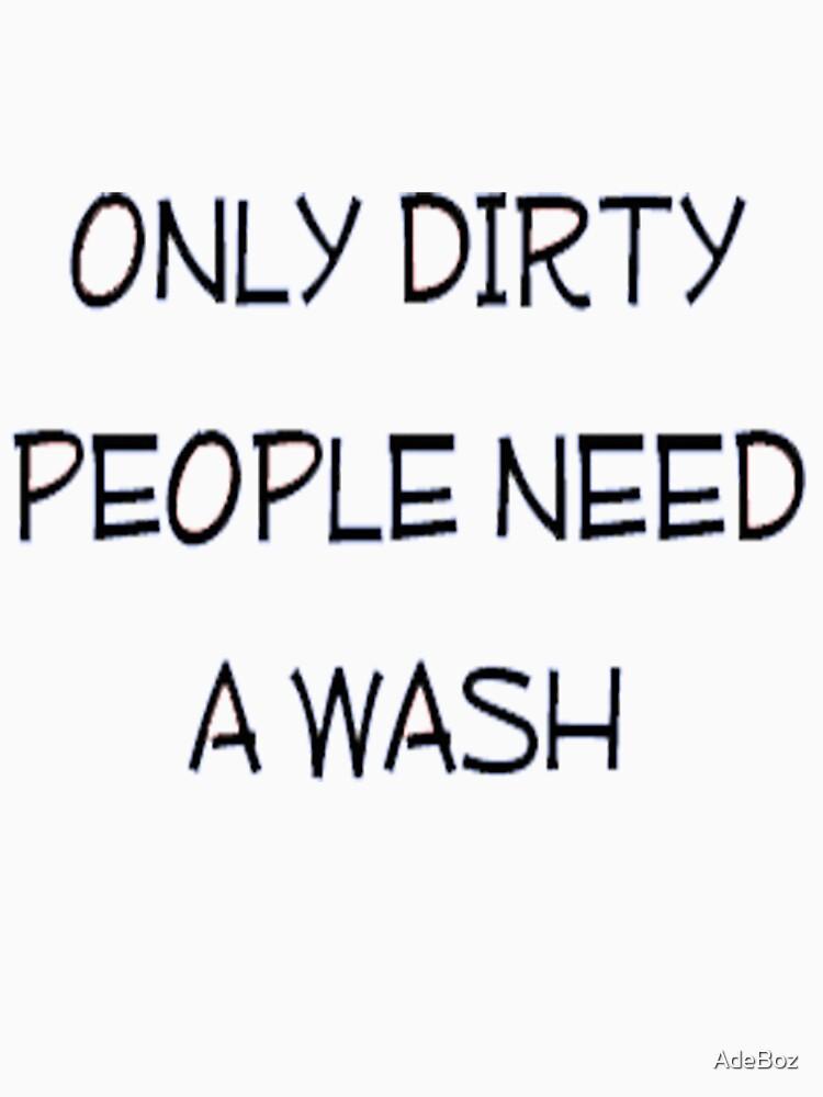 Dirty by AdeBoz