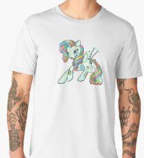 Patched Up Pony Men's Premium T-Shirt