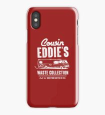 Cousin Eddie's Waste Collection iPhone Case