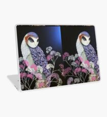 Barn Owl By Noelia Garcia  Laptop Skin
