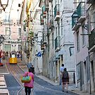 Lisbon Street by TalBright