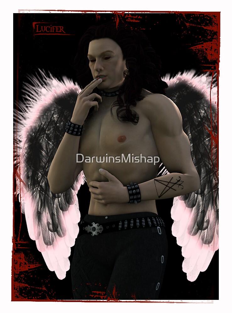 Lucifer by DarwinsMishap