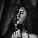 Lauren Jauregui Rauchen von brunatoledo