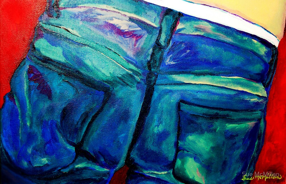 B-Side by Sue McMillan