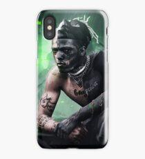XXXTENTACION / Black Zetsu iPhone Case/Skin