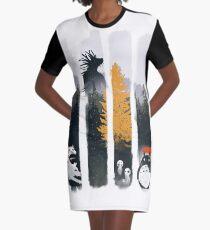 Waldschützer T-Shirt Kleid