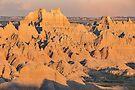 Badlands Sunset by April Koehler
