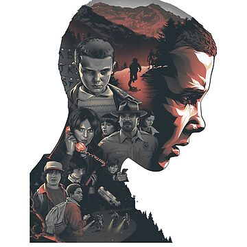 Stranger Things by TPGraphic