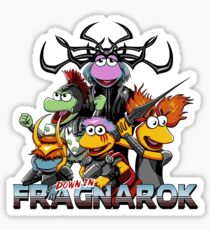 Fragnarok Sticker