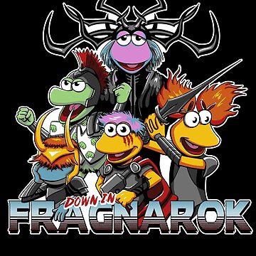Fragnarok by HartmanArts