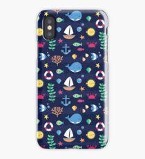 Ocean Life iPhone Case/Skin