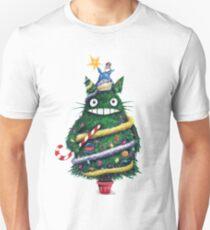 TOTORO CHRISTMAS TREE T-Shirt