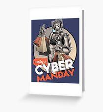 Cybermanday Greeting Card