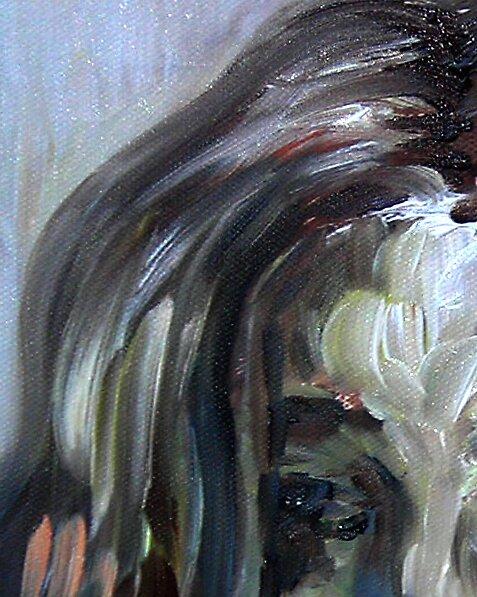 Detail of Jean by GetYourArtStore