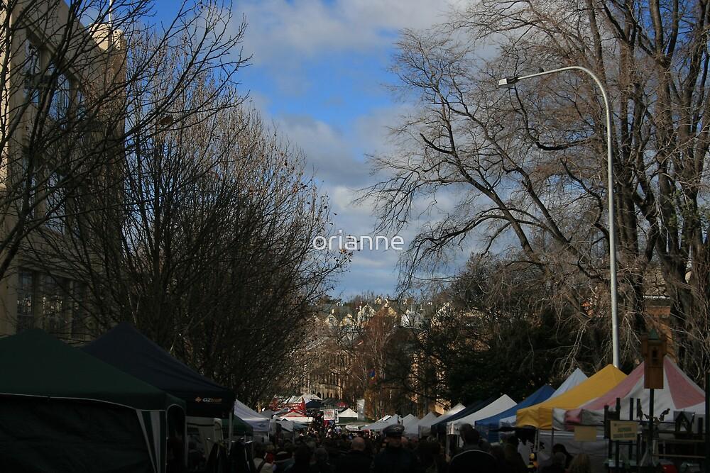 Salamanca Market by orianne