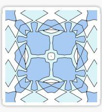 Blue Utopia Sticker