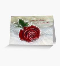 My Pledge Greeting Card