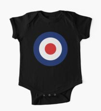 Pop Culture Roundel One Piece - Short Sleeve