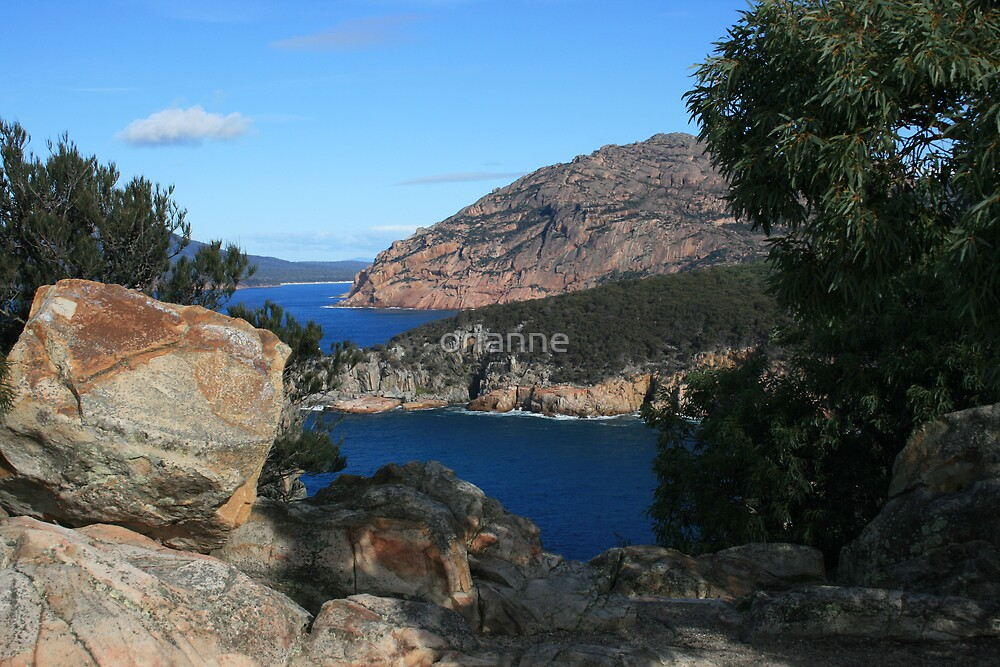 Freycinet National Park by orianne