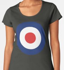 Pop Culture Roundel Women's Premium T-Shirt