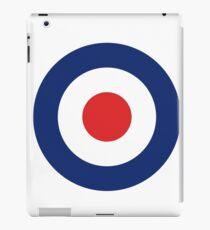 Pop Culture Roundel iPad Case/Skin