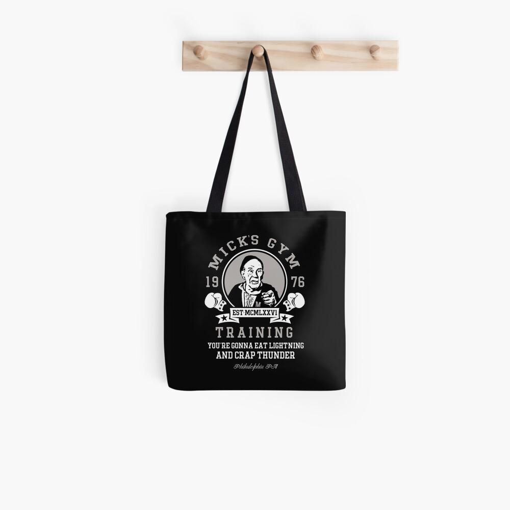 Micks Fitnessstudio Tote Bag