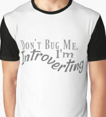 Introverting Graphic T-Shirt