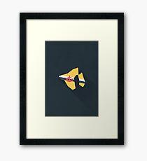Brunei Framed Print