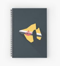 Brunei Spiral Notebook