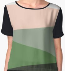 Countryside Women's Chiffon Top