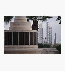 Air Forces Memorial, Malta Photographic Print